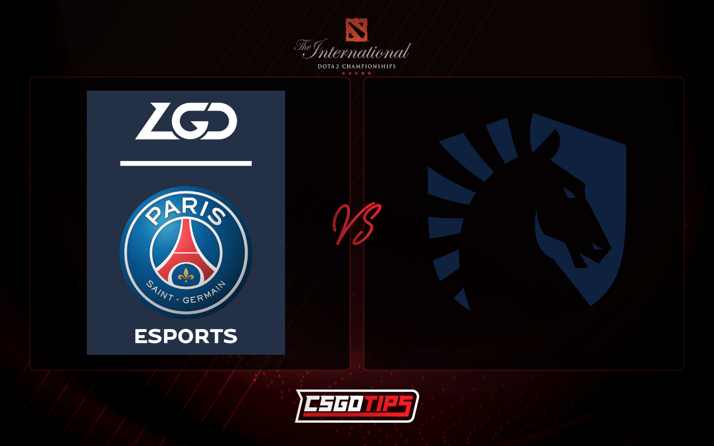 PSG LGD vs Liquid Prediction – Who Will Advance to the Grand Final
