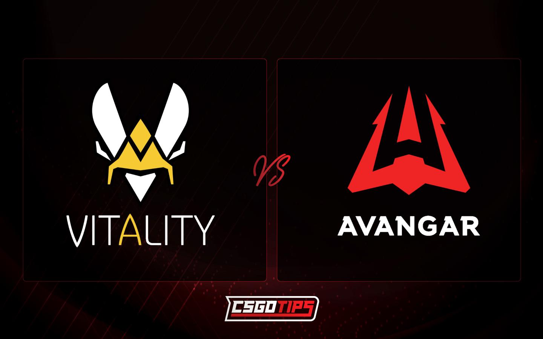Vitality vs AVANGAR Prediction – Who Will Advance to the Semifinal?