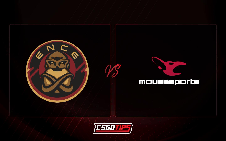 ENCE vs mousesports Prediction – CSGO Asia Championship 2019