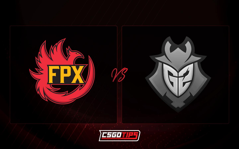 (LoL)Funplus Phoenix vs G2 Prediction – World Championship 2019