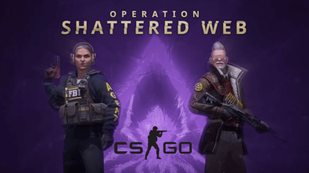 CSGO Operation Shattered Web Update