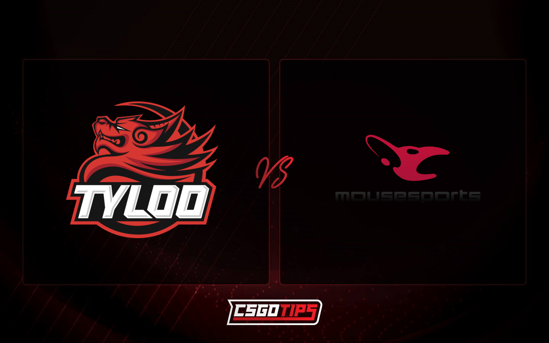 TYLOO vs mousesports Prediction – CSGO Asia Championship 2019