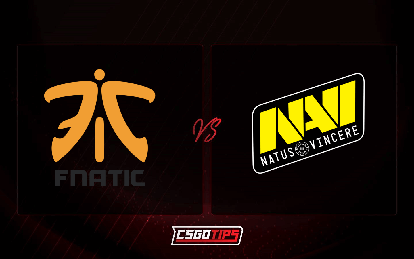 Navi vs fnatic csgo betting advice binary options signals results from super