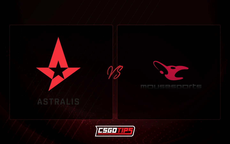 Astralis vs mousesports Prediction – ESL Pro League Season 10 Finals