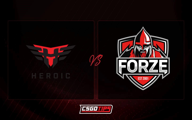 Heroic vs forZe Prediction | EPICENTER 2019