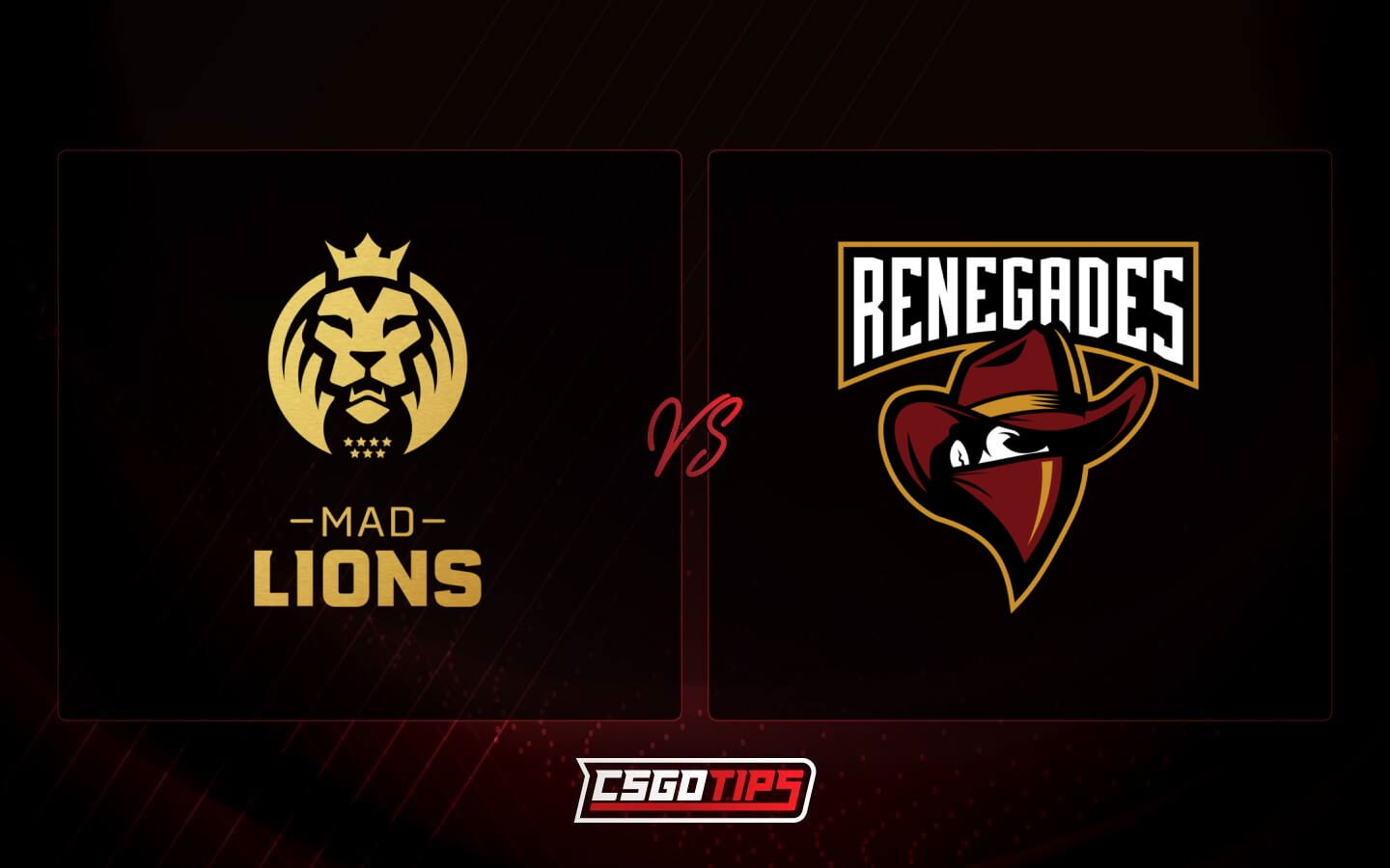 MAD Lions vs Renegades Betting Prediction – DreamHack Leipzig