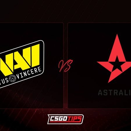 Natus Vincere(NaVi) vs Astralis Betting Prediction – IEM Katowice 2020