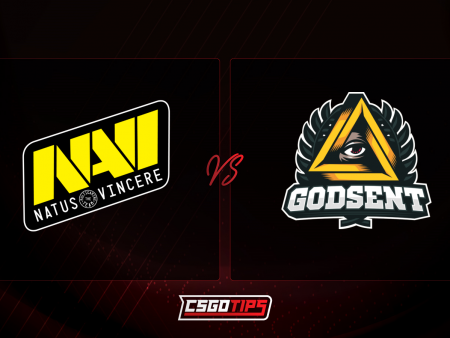 Natus Vincere vs GODSENT Prediction – ICE Challenge 2020