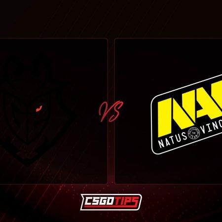 G2 vs Navi Betting Prediction – IEM Katowice 2020