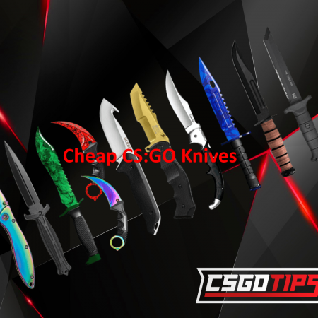 How To Find The Cheapest CS:GO Knife?