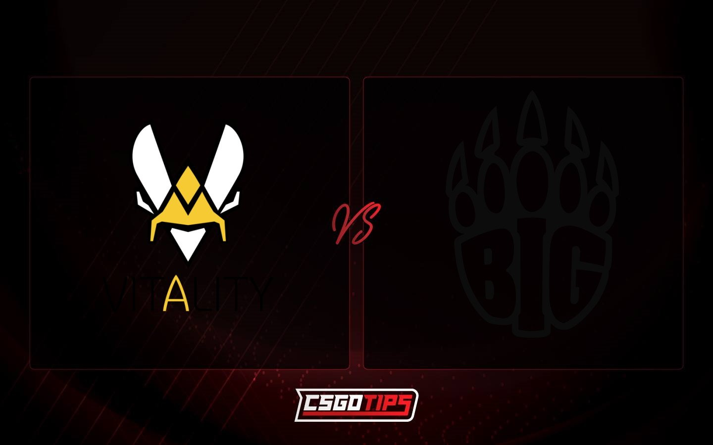 Vitality vs BIG Betting Prediction(CS_SUMMIT 6 Europe)