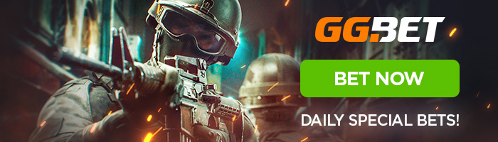 enjoy over 30+ CSGO special bets at GG.bet