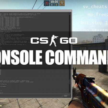 Best CSGO Commands