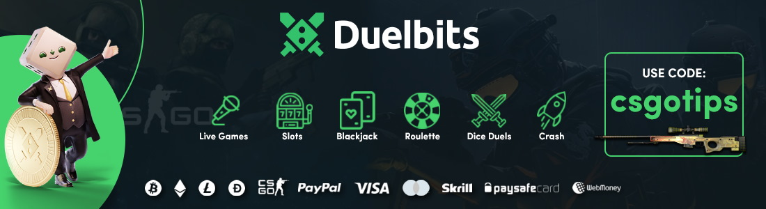 duelbits promo code