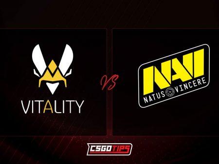 Vitality vs Natus Vincere Prediction